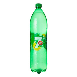 Foto Fles 7-Up 1,5ltr